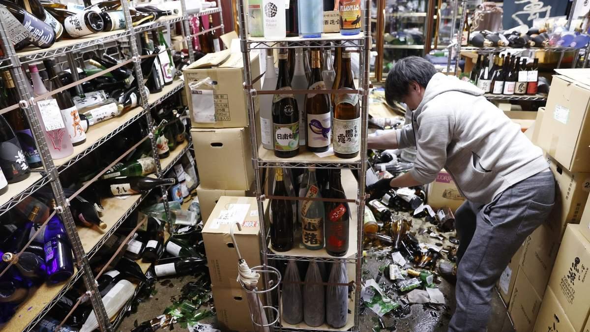 Землетрясение в Японии 13.02.2021: что известно о пострадавших