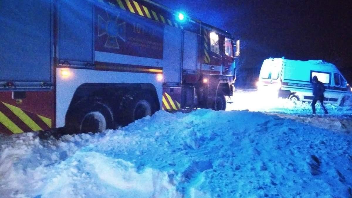 Снеголавинная опасность в Карпатах 14 февраля – предупреждение ГСЧС