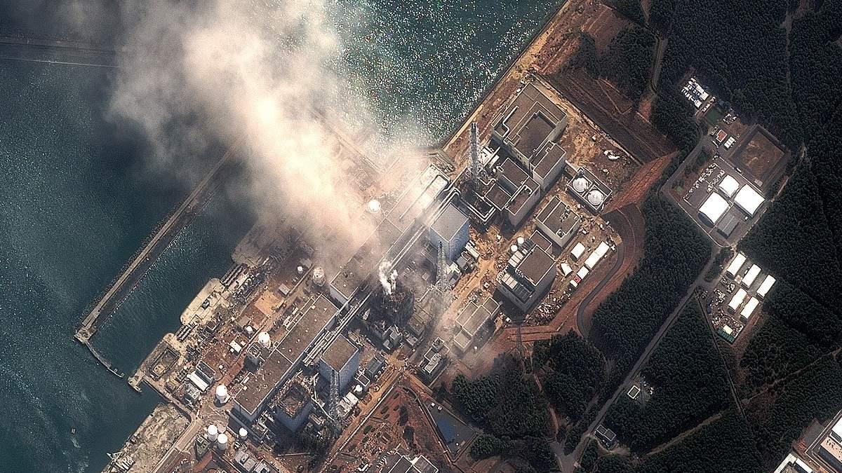 Землетрус в Японії 13.02.2021 зачепив АЕС Фукусіма-1 та Фукусіма-2