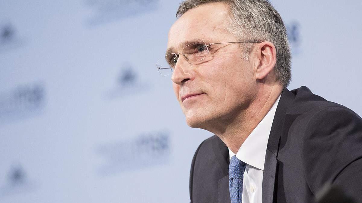 Вывод войск НАТО из Афганистана: что говорит генсек Столтенберг