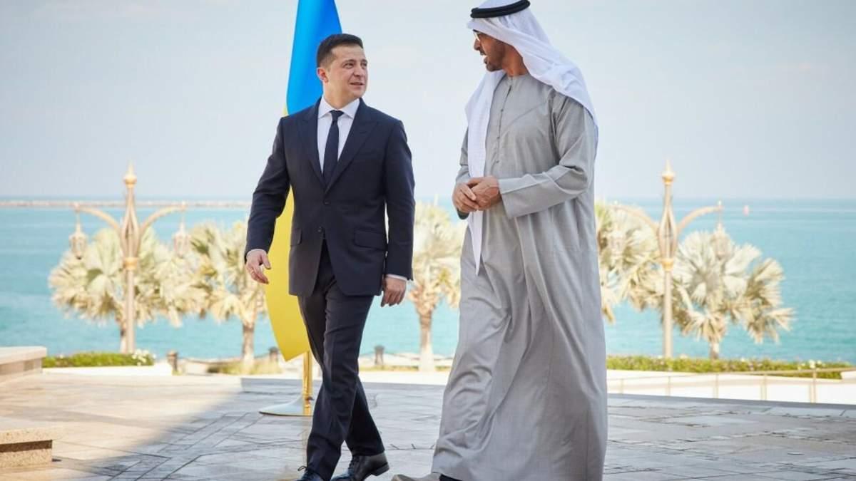 Укроборонпром будет сотрудничать с военными компаниями ОАЭ
