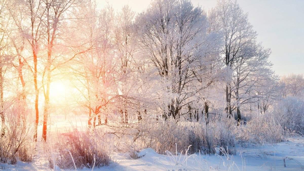 В Украину идут сильные морозы до -20 градусов: где ждать непогоды