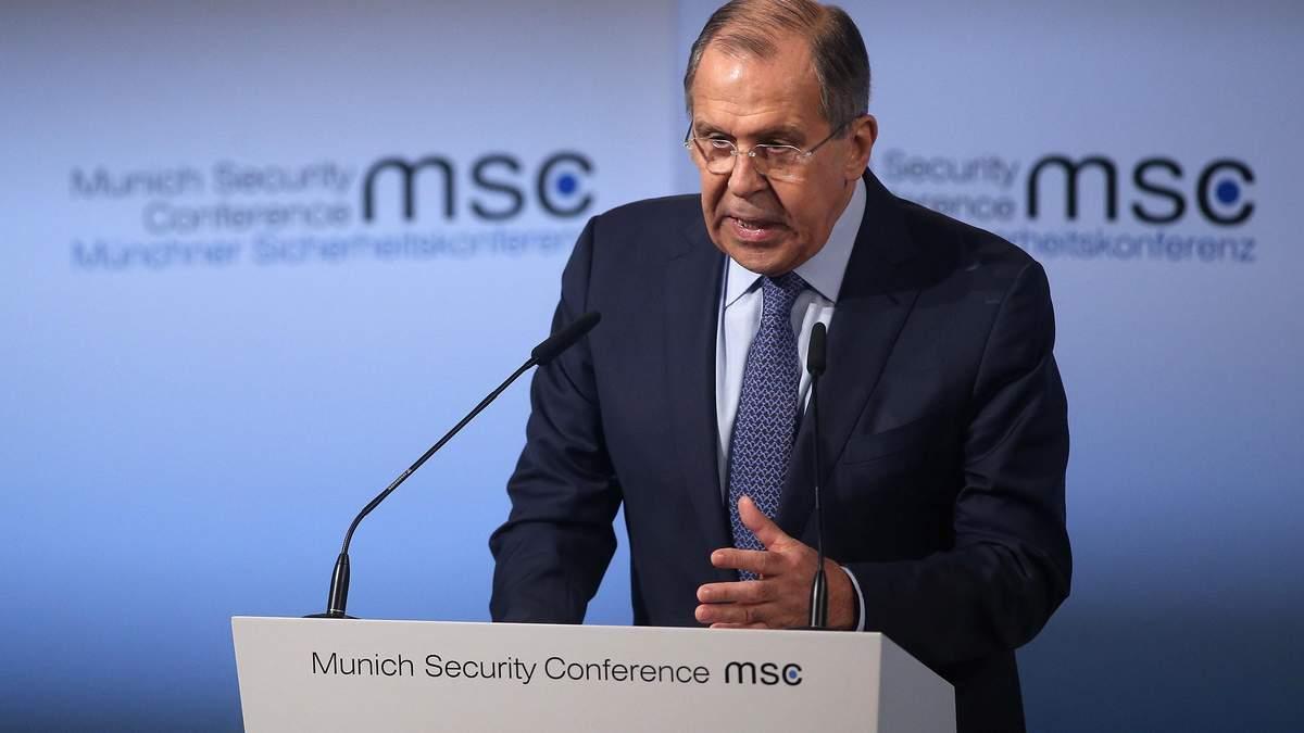 Лавров обвинил ЕС в разрыве отношений с Россией
