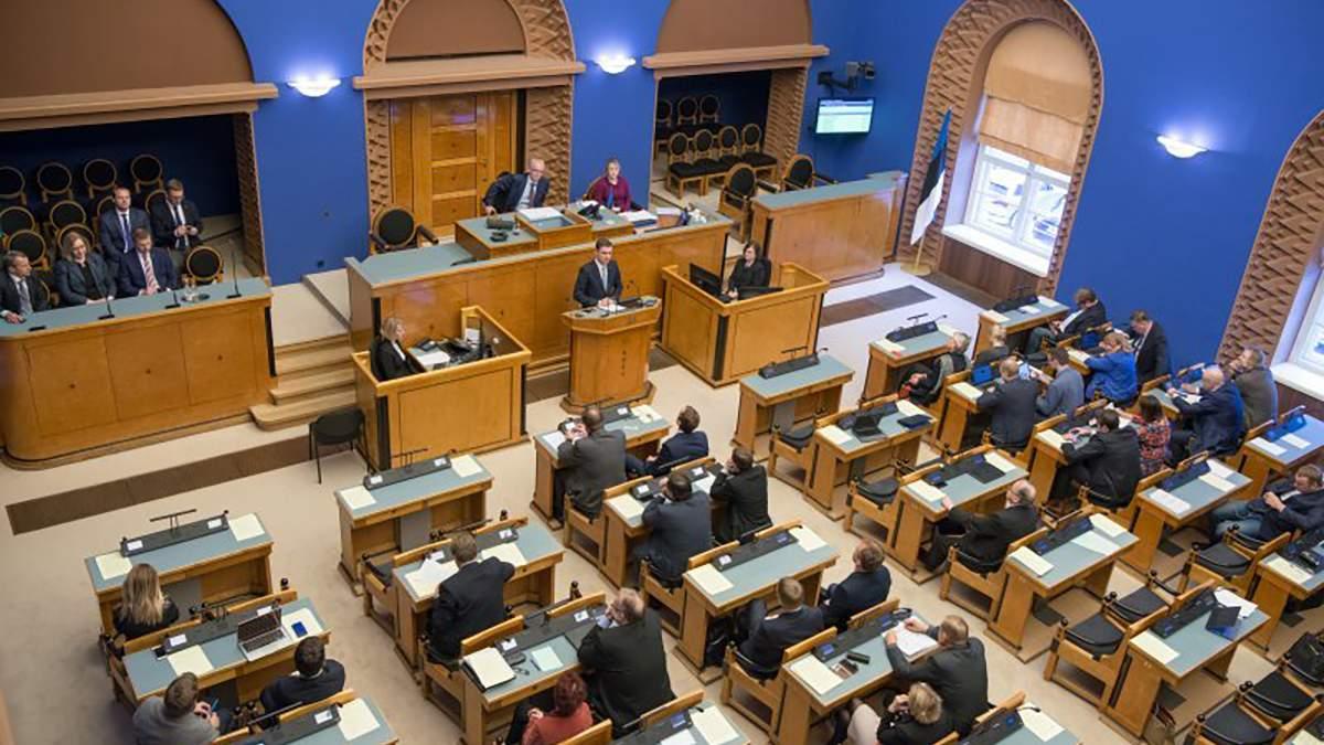 Парламент Естонії закликав ЄС посилити санкції щодо Росії: причина