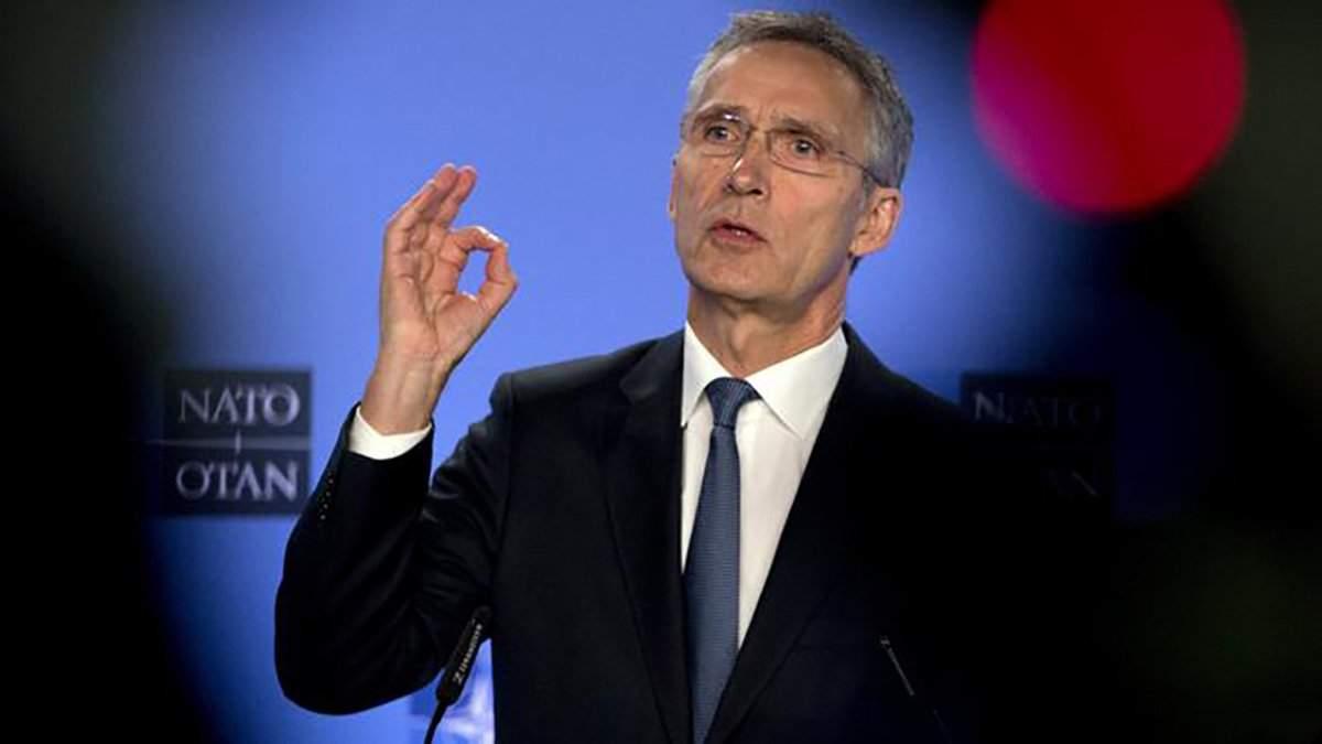 У НАТО заявили про готовність співпрацювати та протистояти Росії
