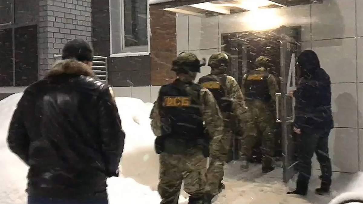 Фінансистів Ісламської держави затримали в окупованому Криму, – ФСБ Росії