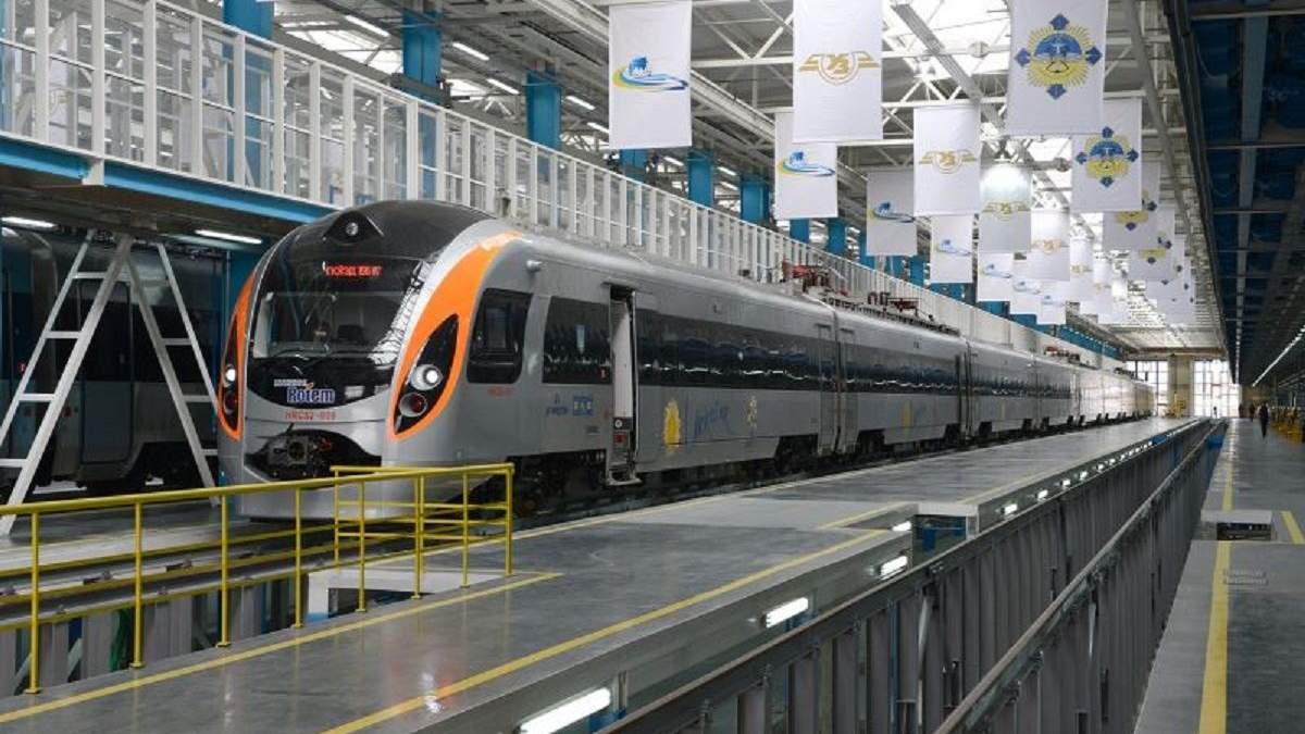 Укрзалізниця запускає нічний поїзд Київ - Чернівці