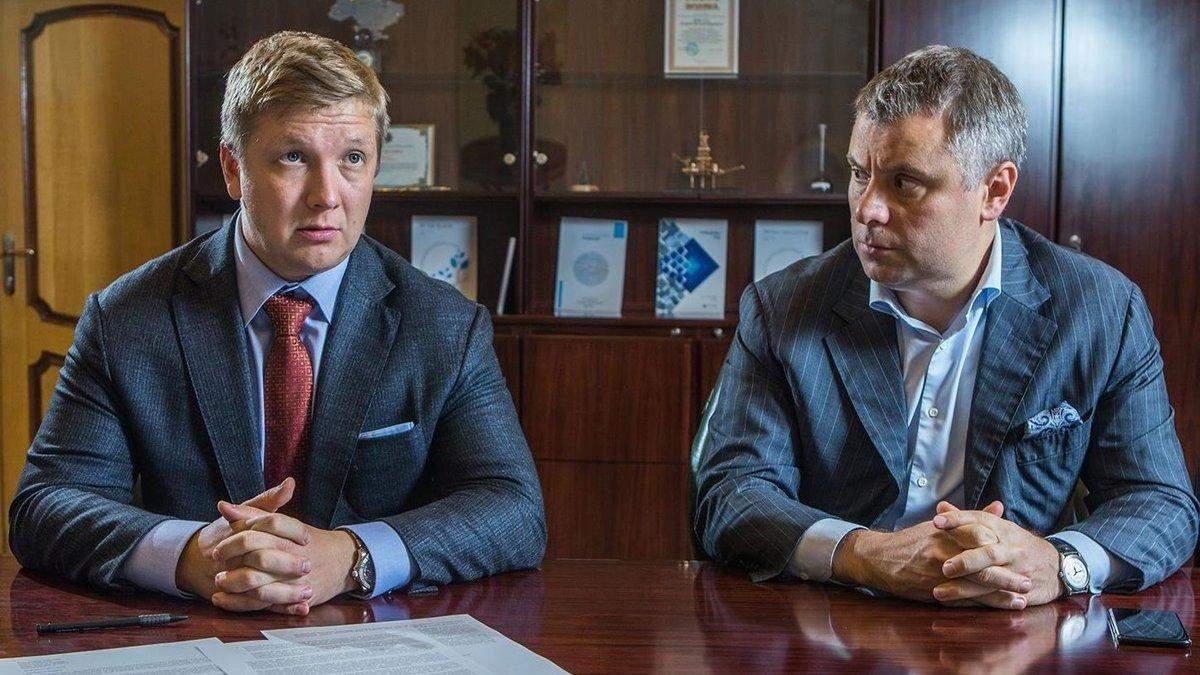 Вітренко хоче звільнити Коболєва: Це виглядає як особиста образа