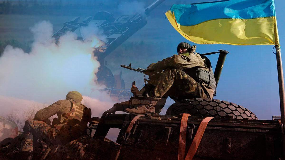 Война на Донбассе: ситуация на фронте в 2021 году