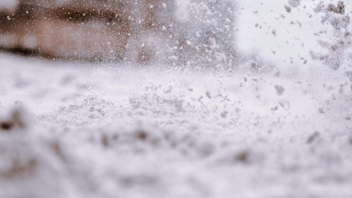 В Ливии впервые за 15 лет выпал снег – видео