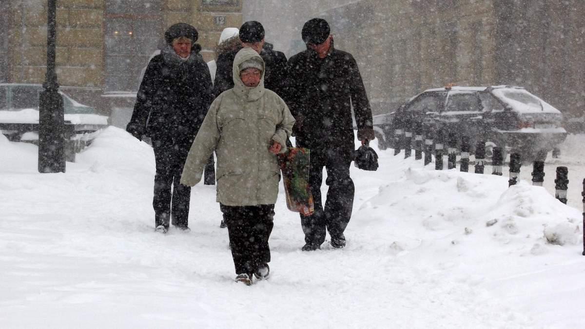 Львовщину продолжает засыпать снегом: прогноз погоды во Львове и области на 18 февраля 2021