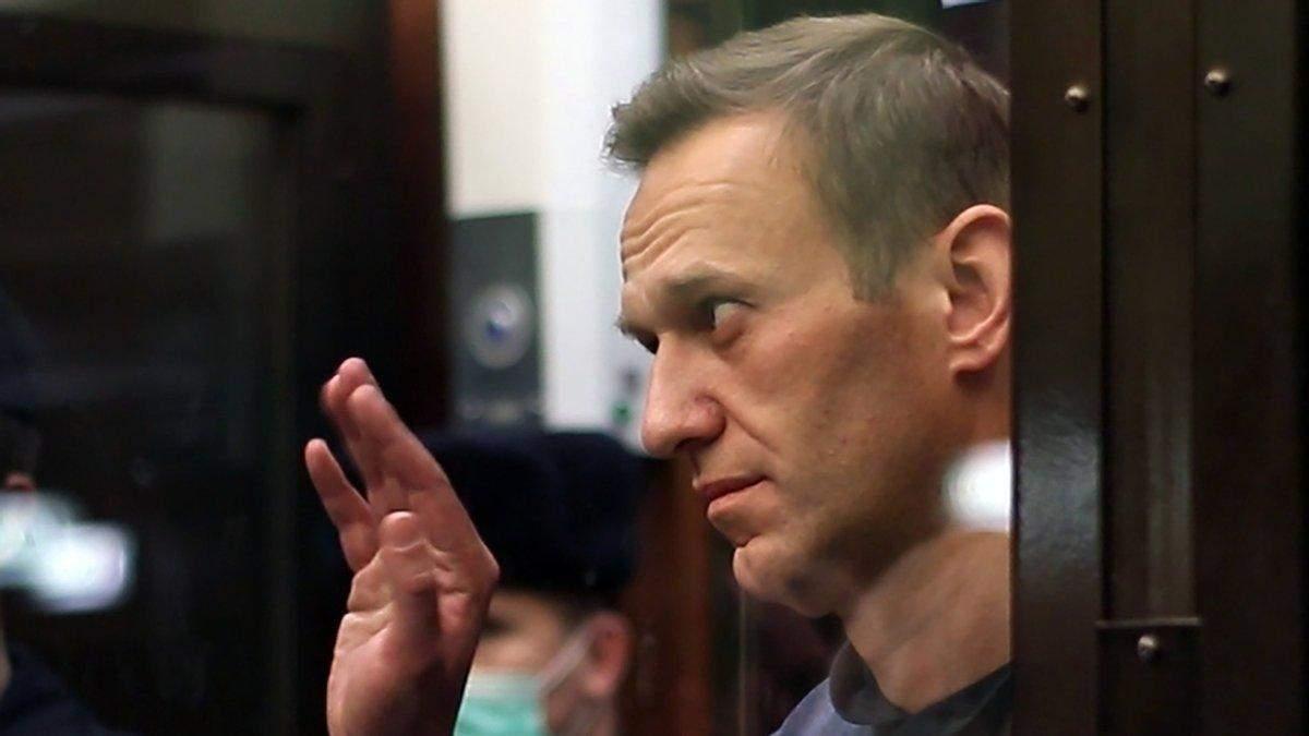 ЄСПЛ вимагає звільнити Навального через правило 39 регламенту