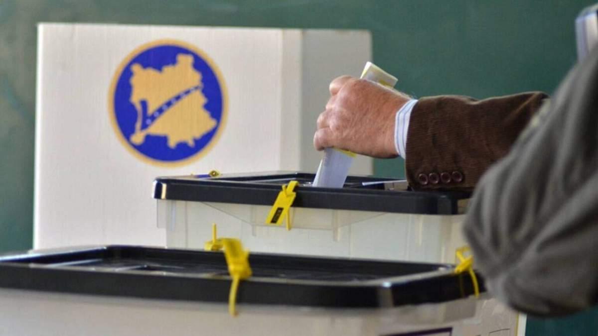 Вибори у Косово 2021