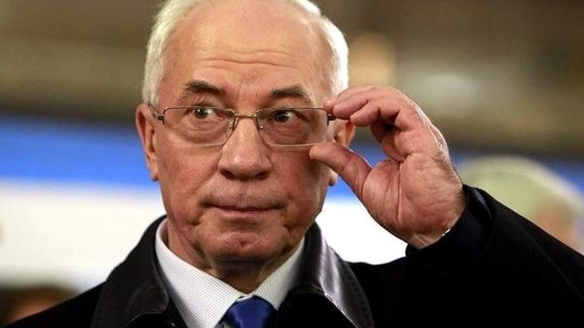 ВАКС возобновил расследование по Азарову, которое приостановило НАБУ