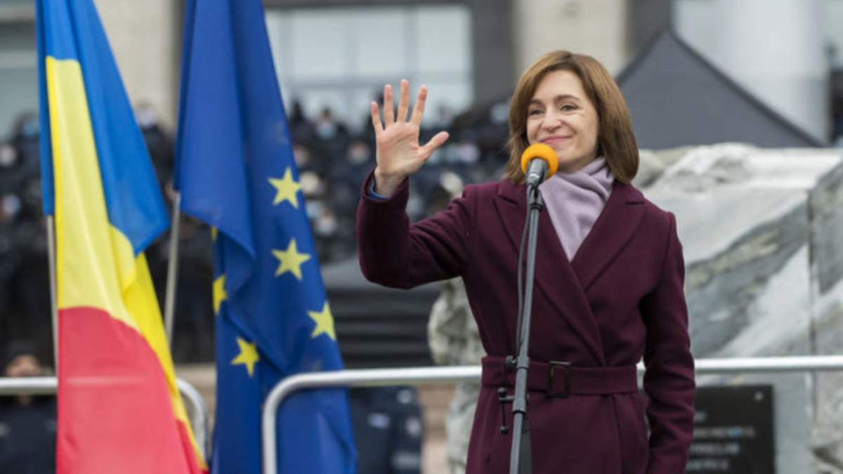 Майя Санду розповіла про врегулювання конфлікту у Придністров'ї