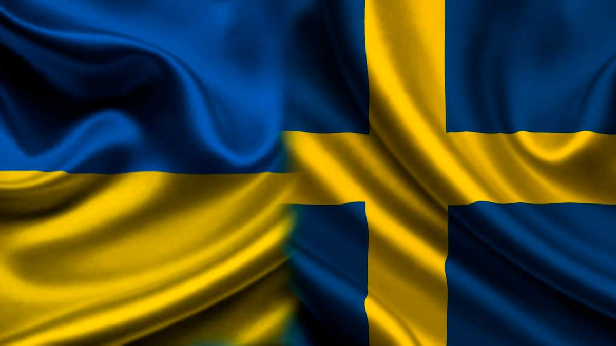 Украина и Швеция договорились сотрудничать в военной сфере