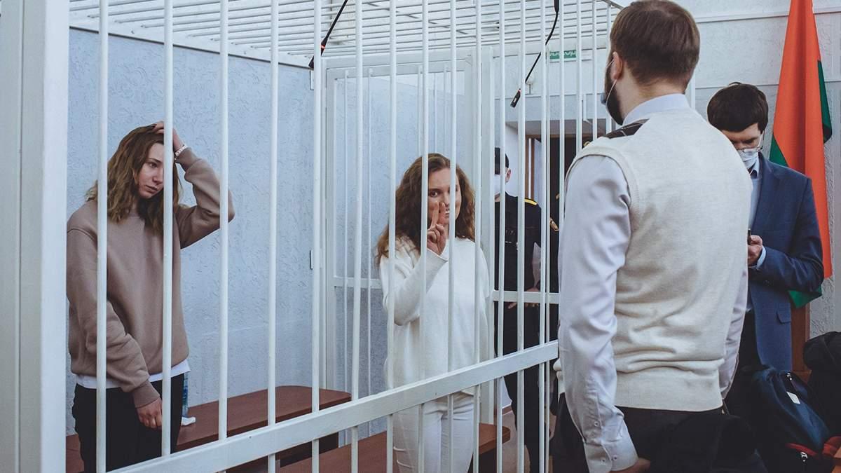 """Мета одна – залякати: представник """"Белсат"""" відреагував на ув'язнення журналісток в Білорусі"""