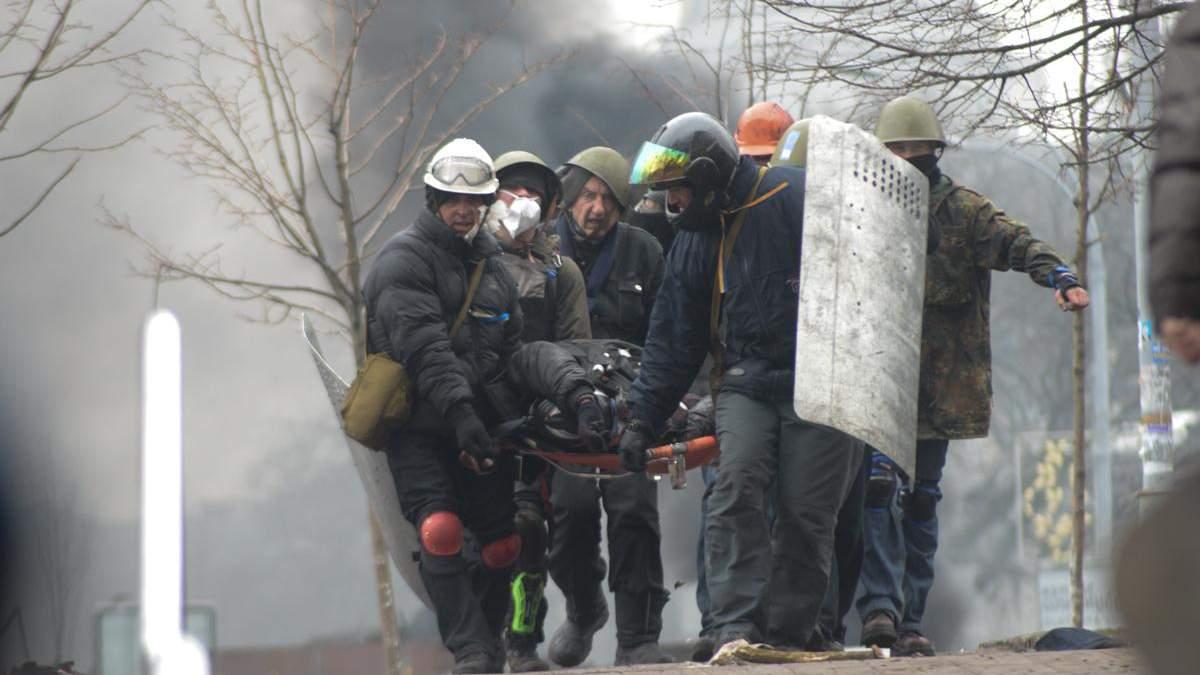 Наймасштабніший розстріл на Майдані 20 лютого 2014