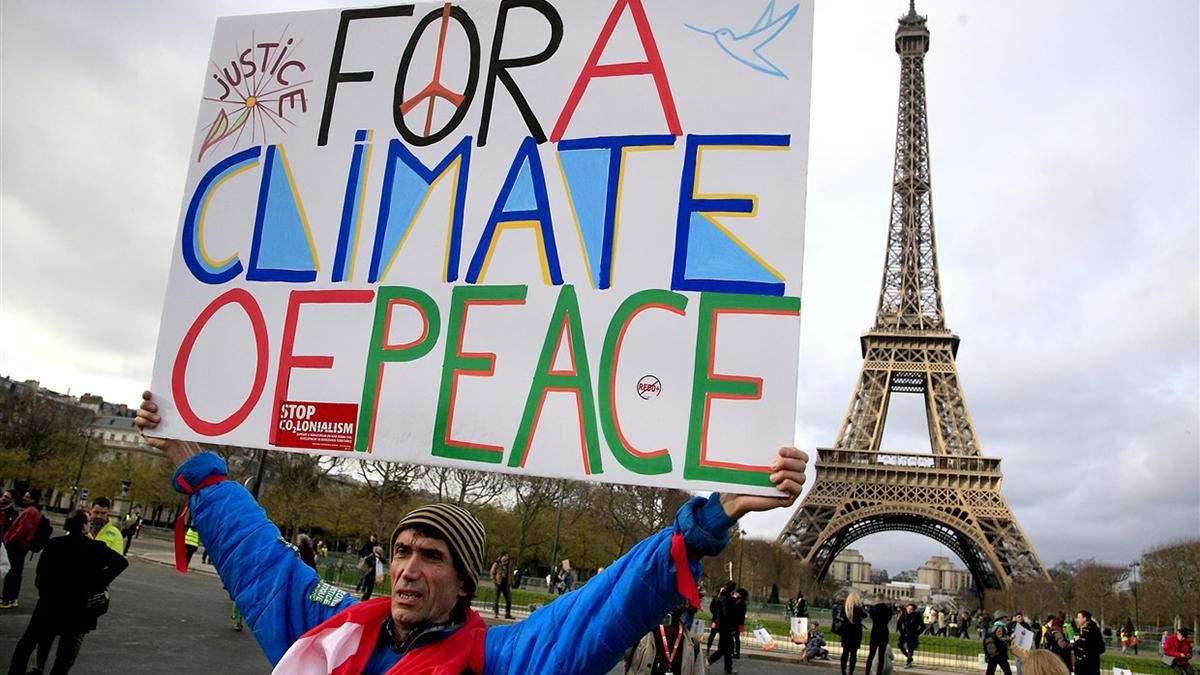 Джо Байден вернул США Парижской климатического соглашения