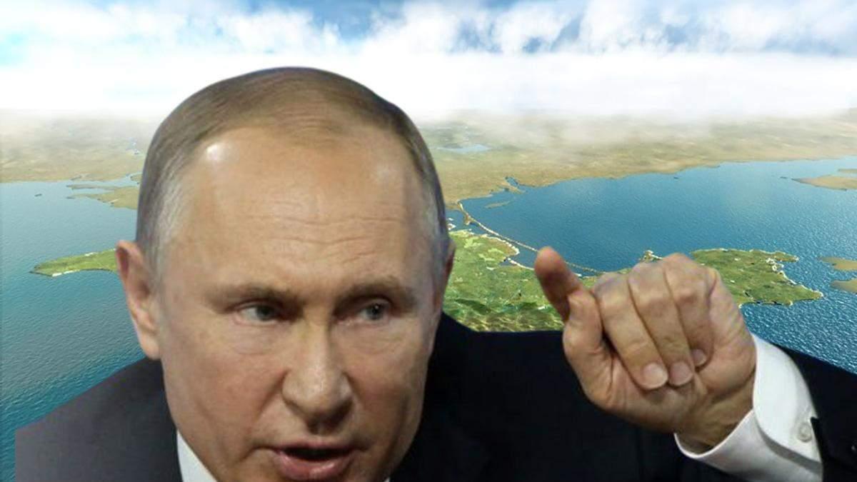 Оккупация Крыма началась еще в конце ХХ века