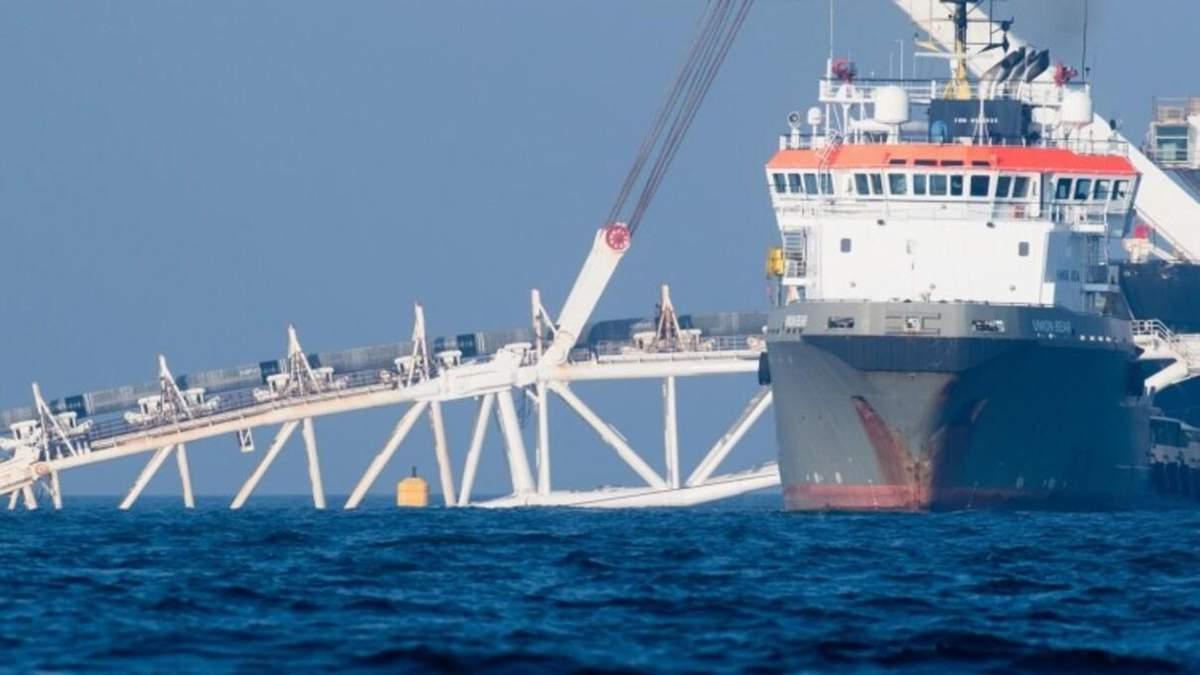 Госдеп США не предложил новых санкций в отношении Северного потока-2