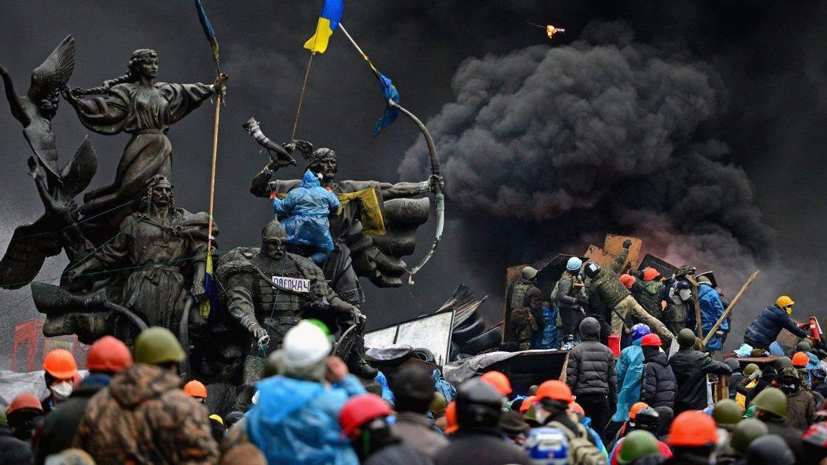 Революция Достоинства радикально изменила Украину