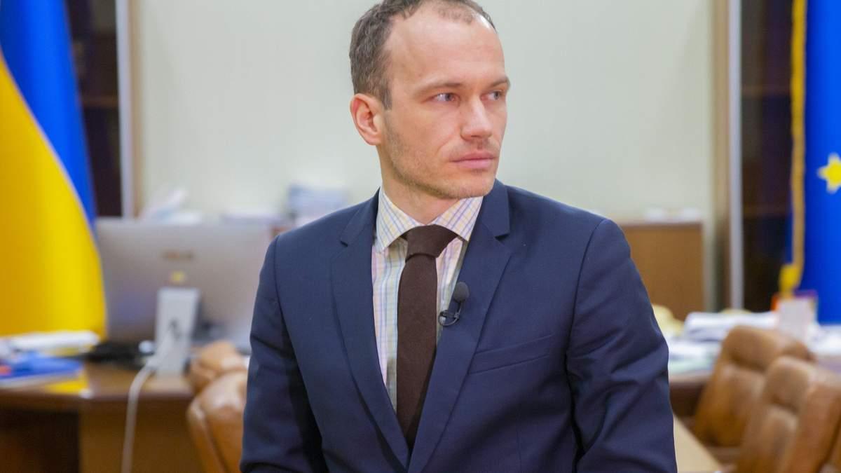 Увольнениее Сытника, МВФ и Зеленского: интервью Дениса малюська