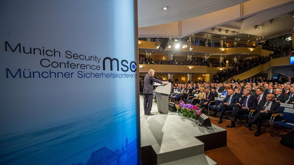 Мюнхенська конференція: Росія образились, бо її не запросили