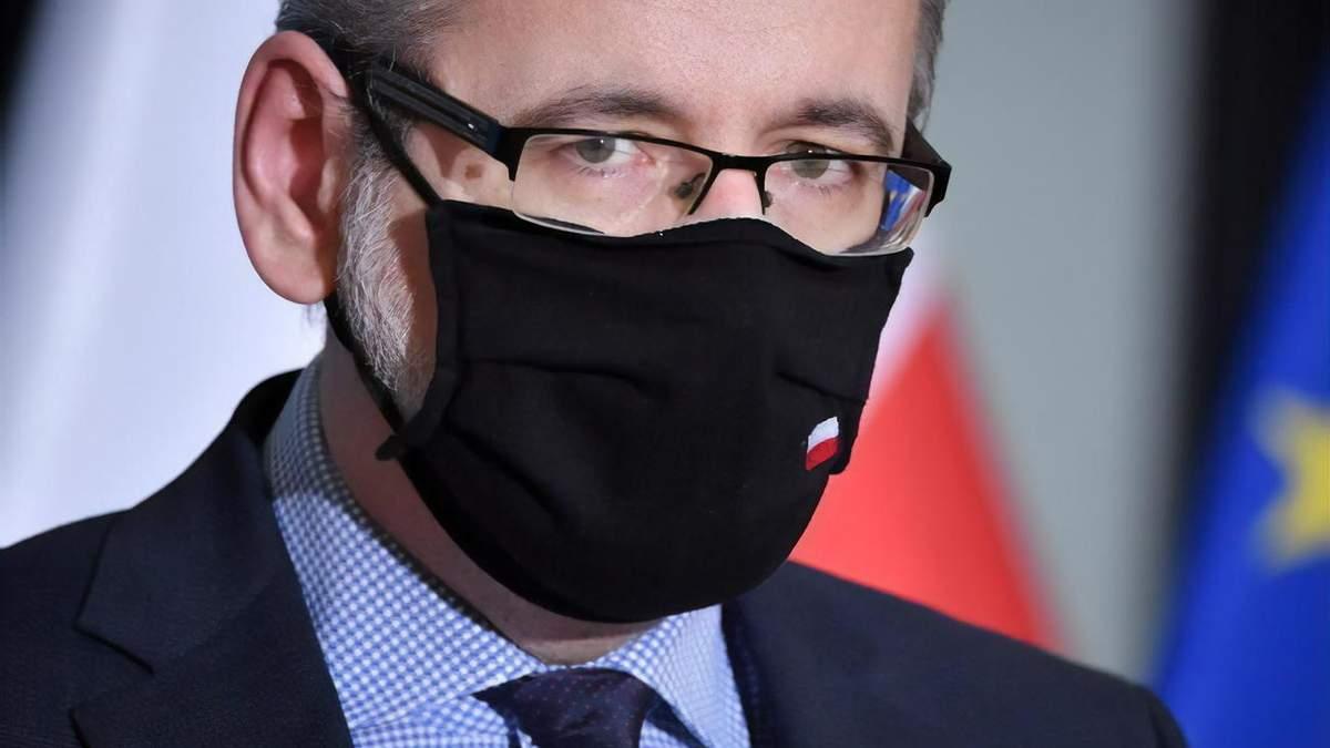 Польша может ввести ограничения на границах с Чехией и Словакией