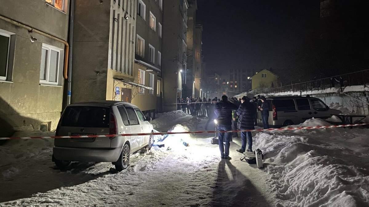 Смертельний вибух біля під'їзду в Дрогобичі 20 лютого 2021: нові подробиці та відео інциденту