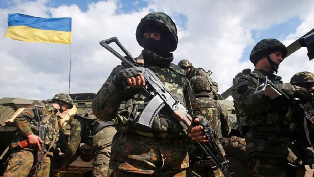 Боевики в Донецкой области обстреляли украинские позиции