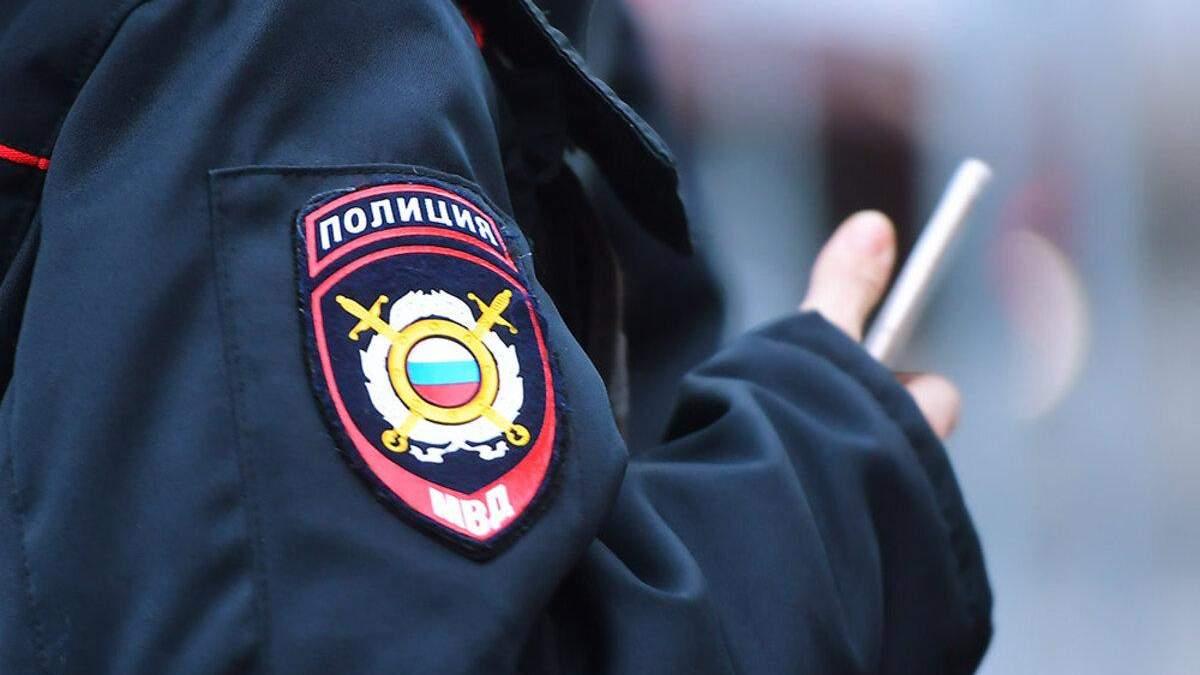 Школярку в Росії викликали в поліцію через пости в соцмережах