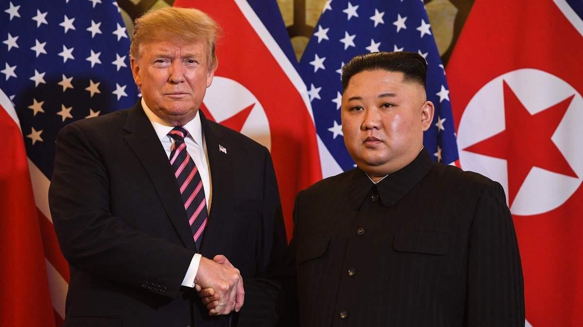 Трамп предлагал Ким Чен Ыну подкинуть его в КНДР, – СМИ
