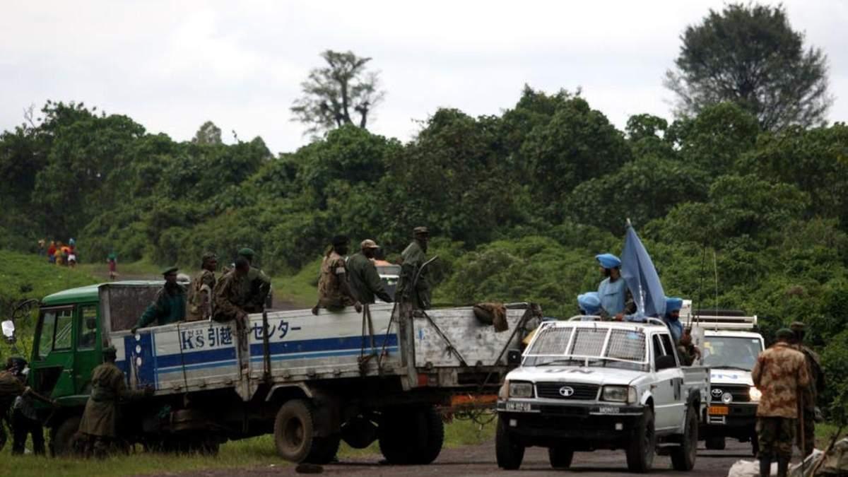 В ДР Конго напали на колонну ООН: погиб посол Италии