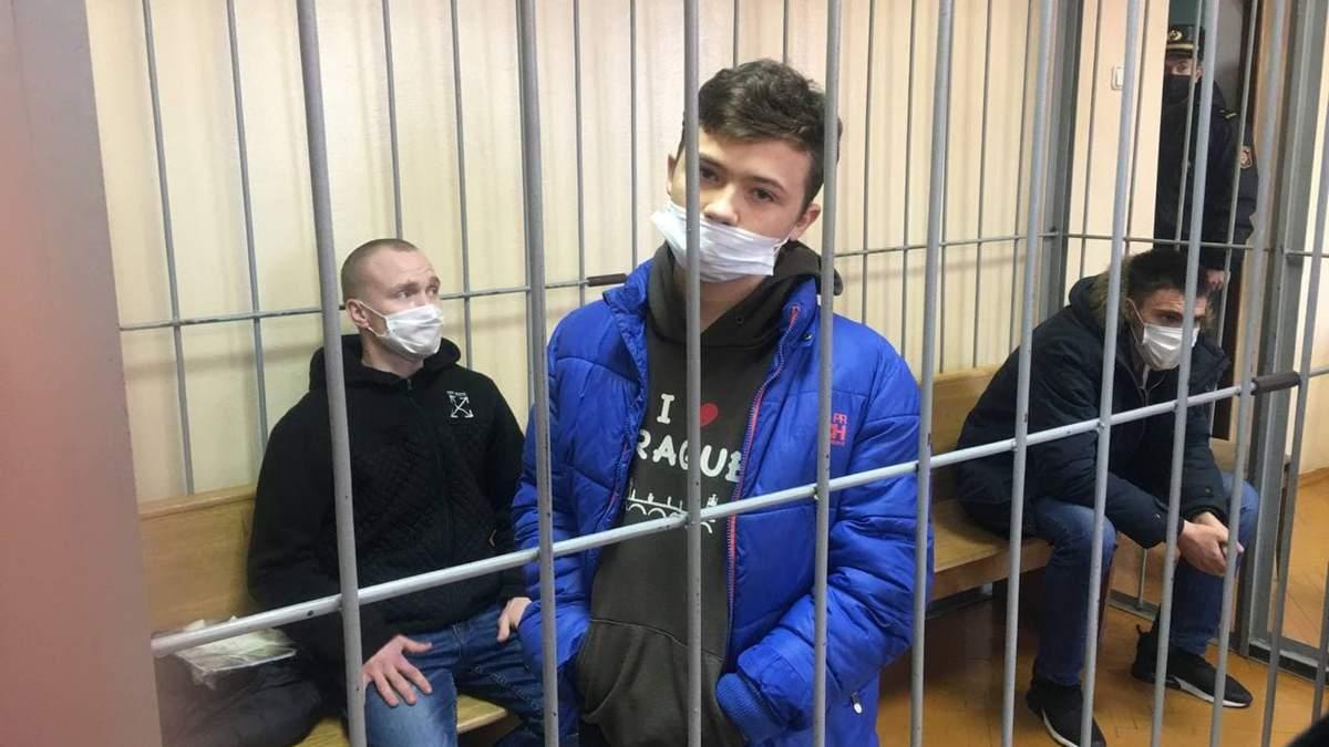 У Білорусі 16-річного підлітка засудили до 5 років ув'язнення