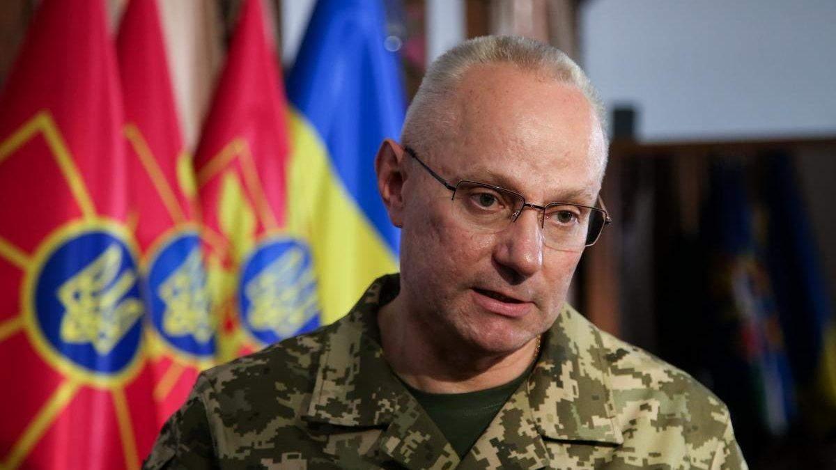 Хомчак переконаний, що на Донбасі триває режим тиші