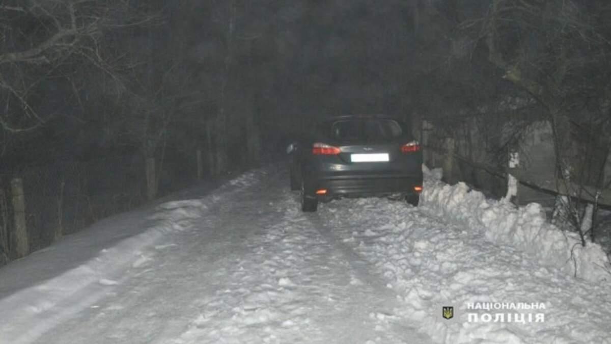 На Волині п'яний водій збив 2 підлітків 22.02.2021