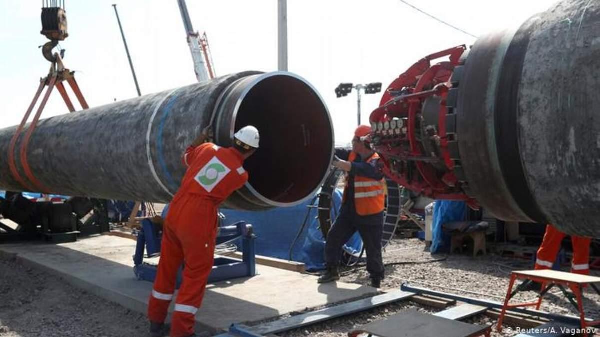 Може стати трубою без газу: євродепутатка про долю Північного потоку-2