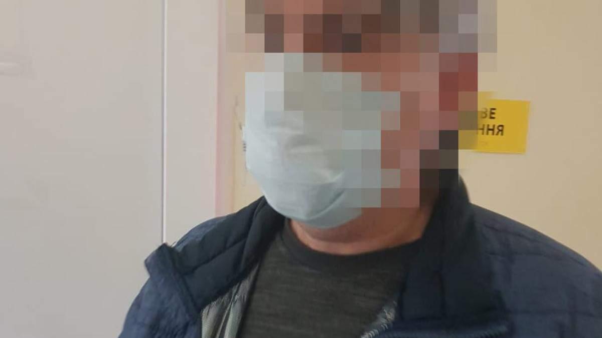 СБУ затримала терориста, нагородженого за захоплення Криму