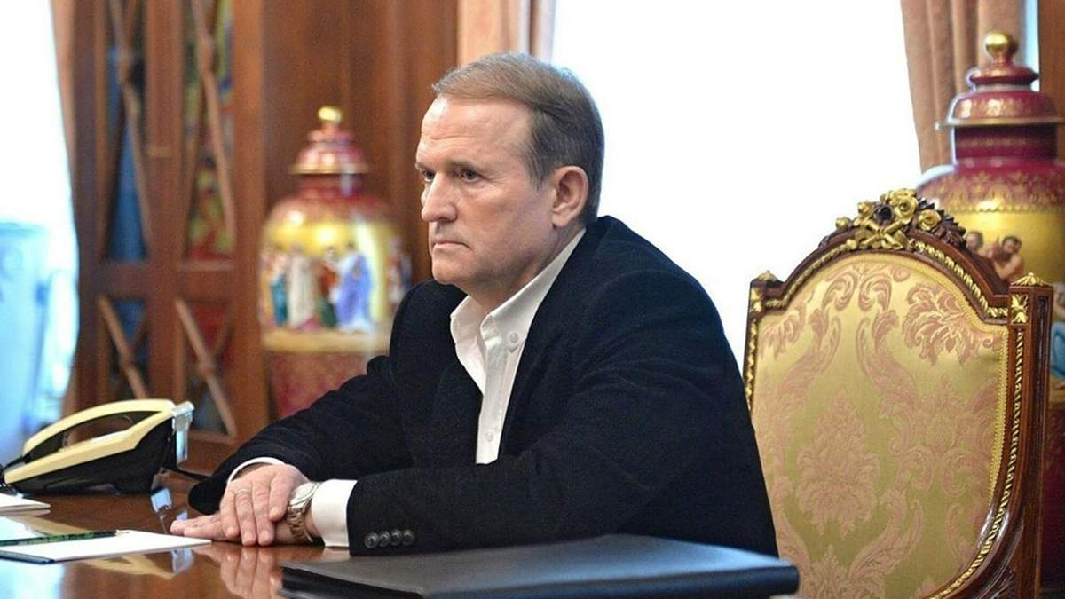 Німецькі ЗМІ: Санкції проти Медведчука як боротьба з впливом Кремля