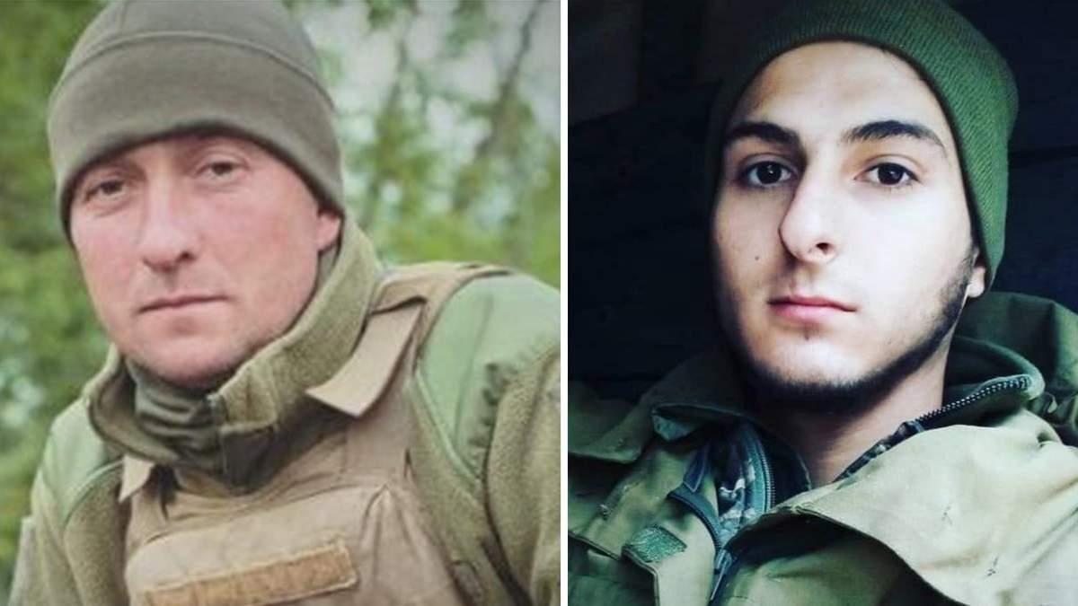 Пожежа на Донбасі 20.02.2021: загинули Микола Лебідь, Михайло Капран