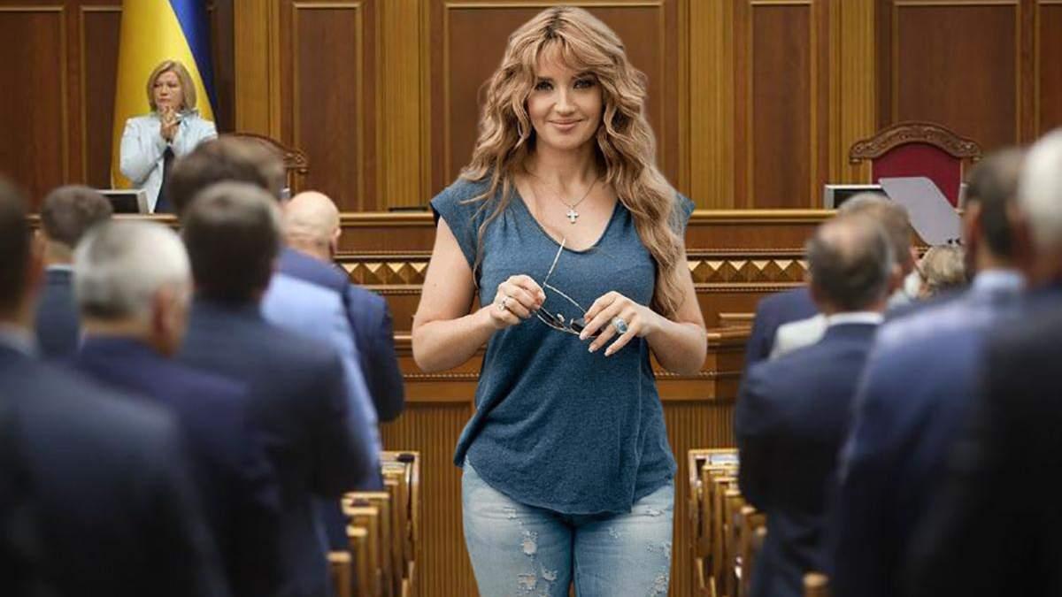 Марченко в політиці: навіщо жінку Медведчука сунуть у ВР