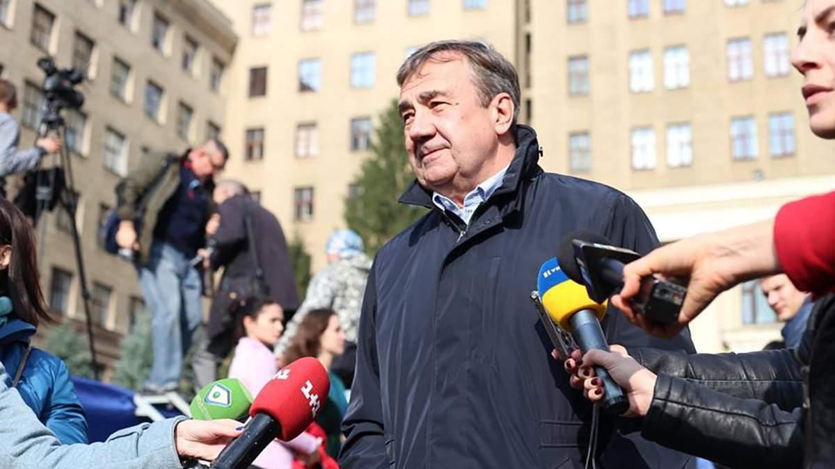 Заява Віля Бакірова стала несподіванкою для працівників Каразінського