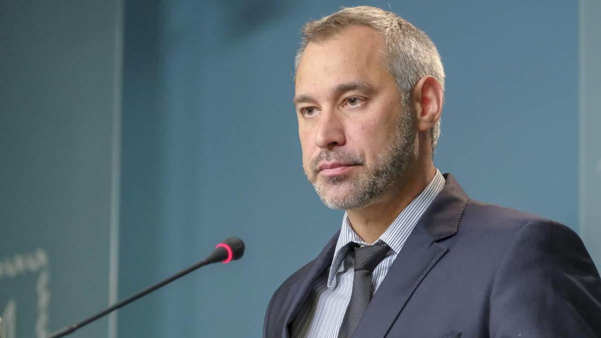 Хочуть сподобатися Байдену, – Рябошапка про санкції проти Медведчука