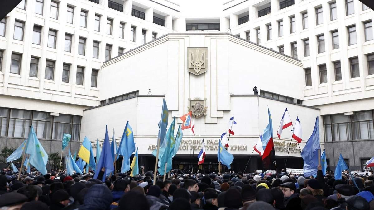 День кримськотатарського спротиву 26 лютого – коротко про події