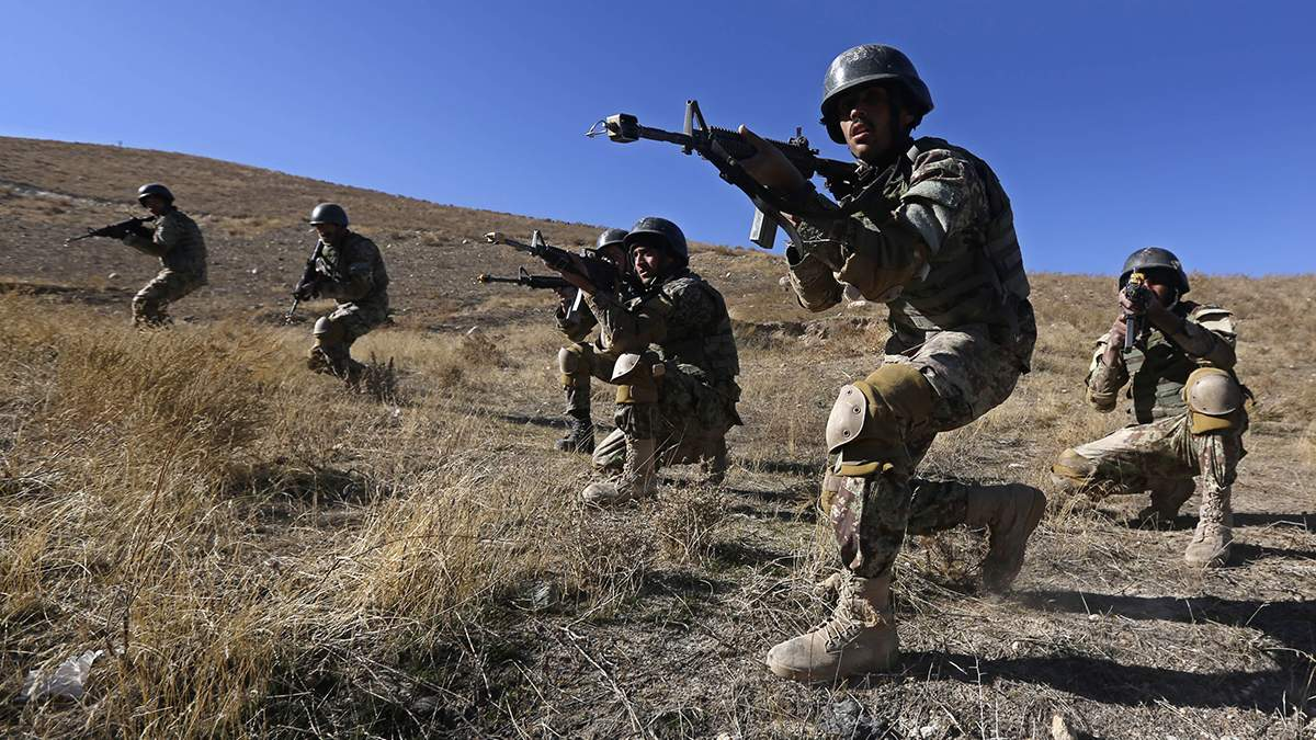 Немецкие военные в составе НАТО продолжат свою миссию в Афганистане