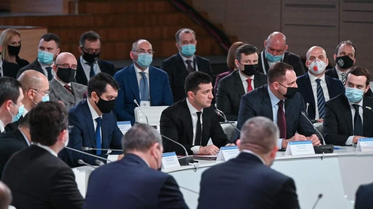 В Украине появится Конгресс местных и региональных властей