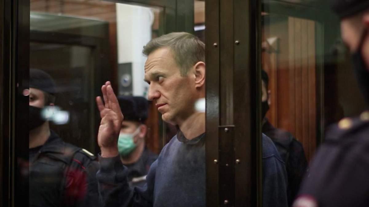 Навального етапували з СІЗО у Москві: куди – невідомо