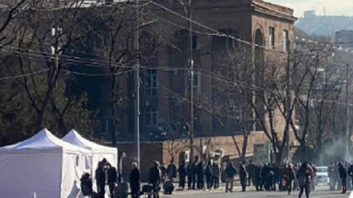 Протесты в Армении: какая ситуация 26 февраля 2021 - фото, видео