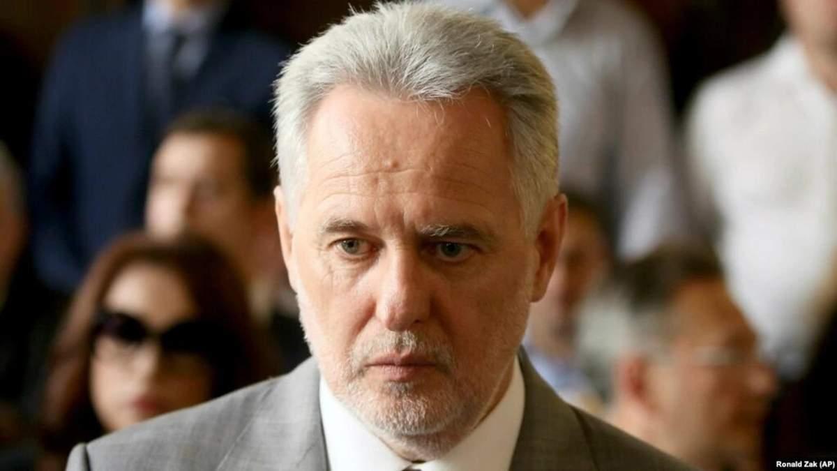 Дмитрий Фирташ попал под санкции СНБО – что известно о решении